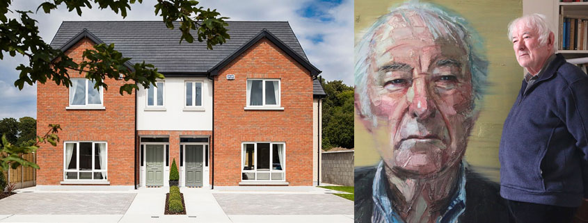 Seamus Heaney. The 4 Bed heaney house