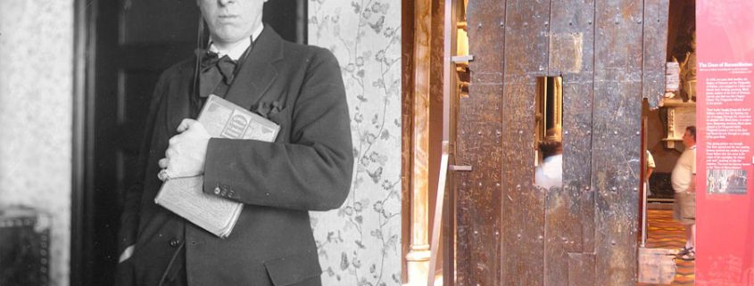 WB Yeats and The Door of Reconciliation
